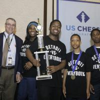Chess Club Propels Detroit ChessKid To State Title, Honor Roll