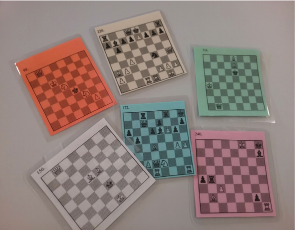 Salinas Chess Club Invents A New Game Called 'Name That Move