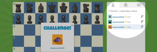 Changes To Fast Chess! - ChessKid com