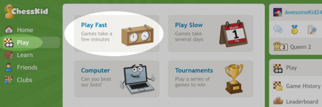 games play how to fast