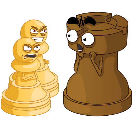 Watch Out For Rook vs Passed Pawns!